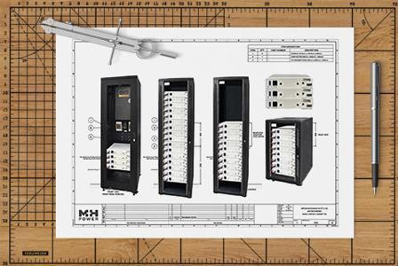 Bespoke Battery Cabinets