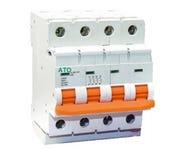 20A 880VDC 10KA 4P Circuit Breaker