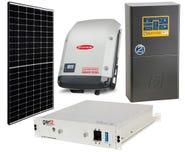 36kWh GenZ/Selectronic/Suntech pack